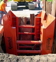 Kundel Manhole Boxes