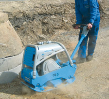 Weber: Compaction Equipment